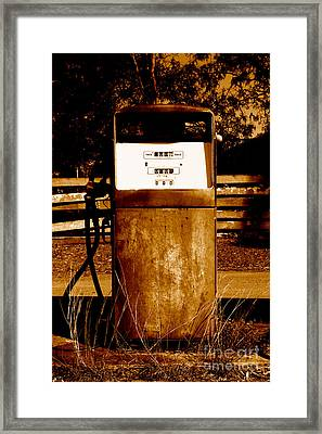 Rusty Bowser Framed Print by Jorgo Photography - Wall Art Gallery