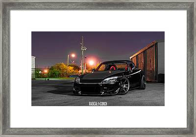 S2000 On Rohanas Framed Print by Robert Anderson