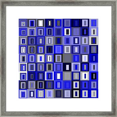 S.5.25 Framed Print by Gareth Lewis