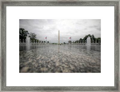 Sacrifice Framed Print by Mitch Cat