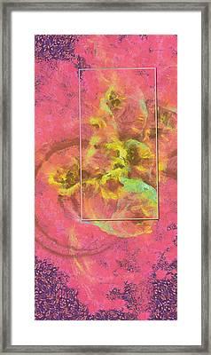 Sacrilege Balance  Id 16103-081625-67321 Framed Print by S Lurk