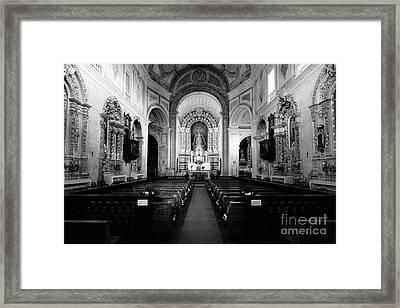 Saint Peter Church Framed Print by Gaspar Avila