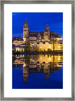 Salamanca Framed Print by Andre Goncalves