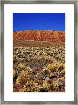 Salar De Uyuni Tour 16 Framed Print by Skip Hunt