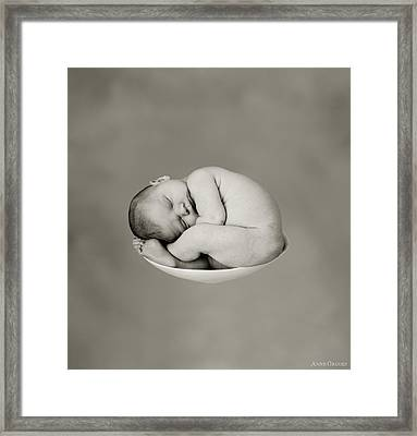 Sally Pearl Framed Print by Anne Geddes