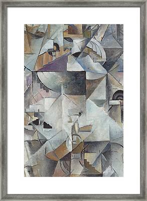Samovar Framed Print by Kazimir Malevich