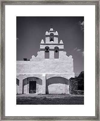 San Juan Capistrano #2 - San Antonio Framed Print by Stephen Stookey
