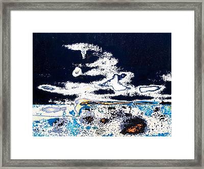 San Juan Del Sur Nicaragua 7 Framed Print by Per Lidvall