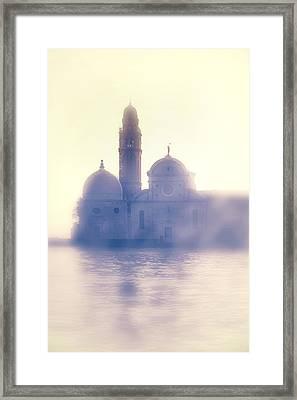 San Michele Framed Print by Joana Kruse