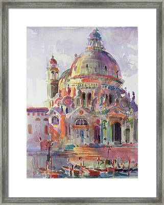 Sanctuary Framed Print by Peter Graham