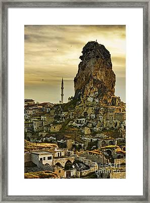 Sandcastles Framed Print by Andrew Paranavitana