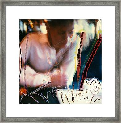 Sandy Framed Print by JC Armbruster