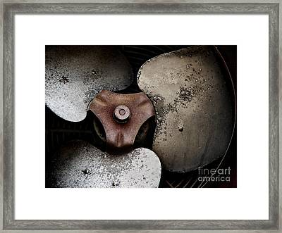 Scars Never Cease To Be So Beautiful To Me Framed Print by Dana DiPasquale