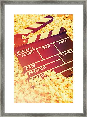 Scene From An American Movie Framed Print by Jorgo Photography - Wall Art Gallery