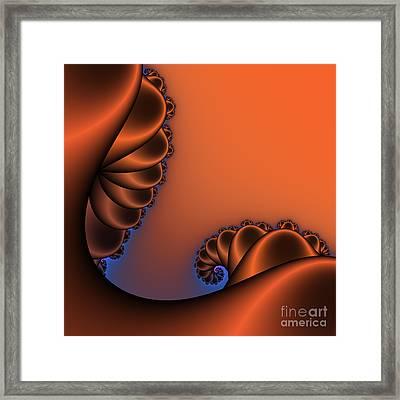 Schokolade 226 Framed Print by Rolf Bertram