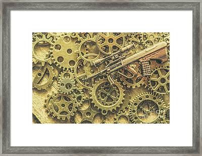Scope Of Special Forces Framed Print by Jorgo Photography - Wall Art Gallery