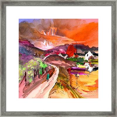 Scotland 02 Framed Print by Miki De Goodaboom
