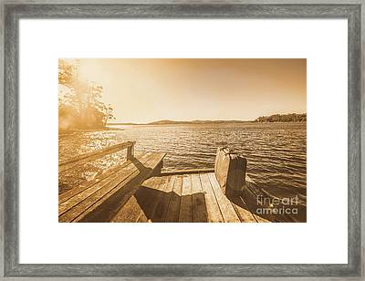 Sea Change In Stieglitz Framed Print by Jorgo Photography - Wall Art Gallery