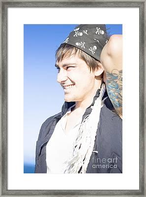 Sea Explorer Framed Print by Jorgo Photography - Wall Art Gallery