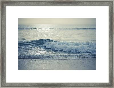 Sea Of Possibilities Framed Print by Laura Fasulo