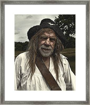 Sealed Knot Actor 2 Framed Print by Linsey Williams