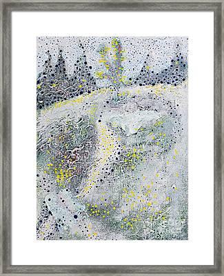 Seasons Framed Print by Sverre Andreas Fekjan