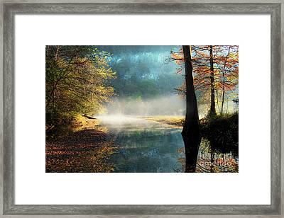 Secret Hideaway Framed Print by Tamyra Ayles
