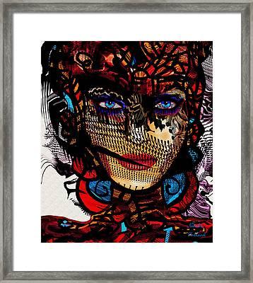 Secret Love Framed Print by Natalie Holland