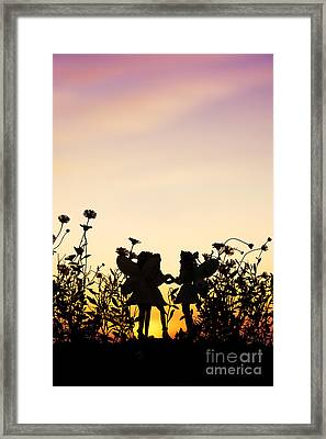 Secret Sunrise Framed Print by Tim Gainey