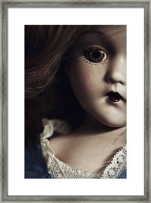Secrets Framed Print by Amy Weiss