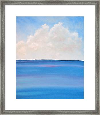 See Framed Print by Kimby Faires