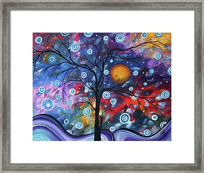 See The Beauty Framed Print by Megan Duncanson
