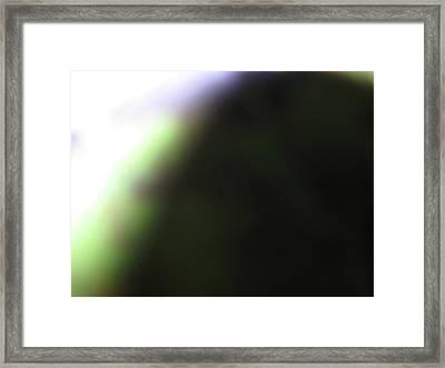 Self-deception Framed Print by Paula Andrea Pyle