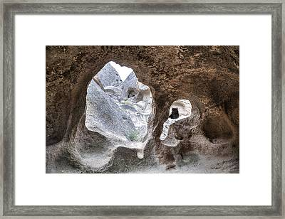 Selime - Turkey Framed Print by Joana Kruse