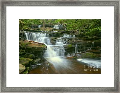 Seneca Falls Framed Print by Adam Jewell