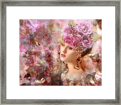 Sentimentality Framed Print by Nataliorion