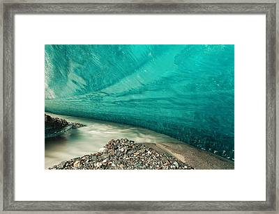 Sentinal Framed Print by Ed Boudreau