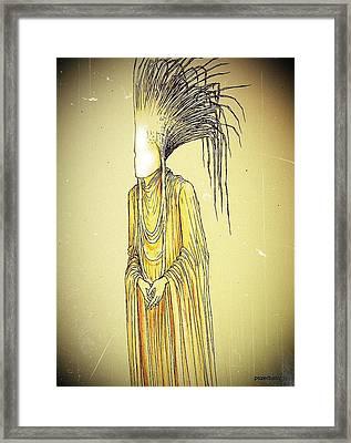 Serenita Framed Print by Paulo Zerbato
