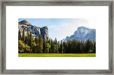 Serenity Framed Print by Az Jackson