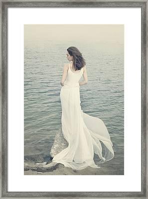 Serenity Framed Print by Wojciech Zwolinski