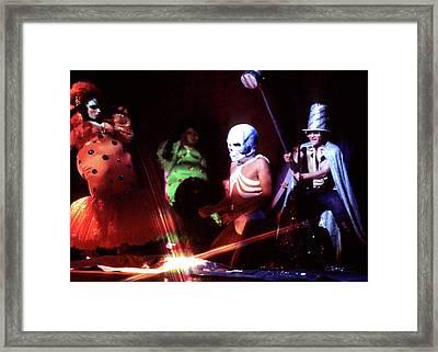 Sgt. Pepper's 2 Framed Print by Howard Dando
