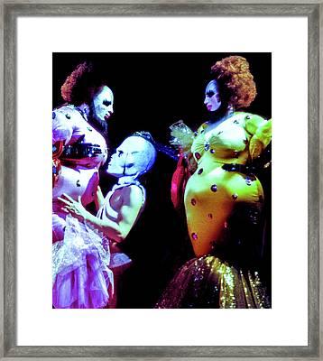 Sgt. Pepper's  Framed Print by Howard Dando