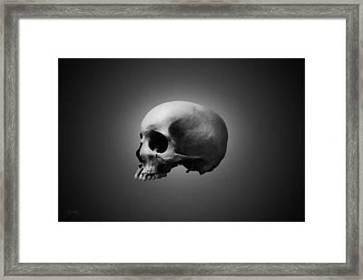 Shades Of Gray II Framed Print by Joseph Westrupp