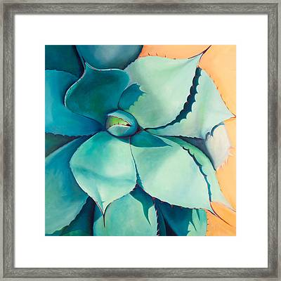 Shadow Dance 4 Framed Print by Athena  Mantle