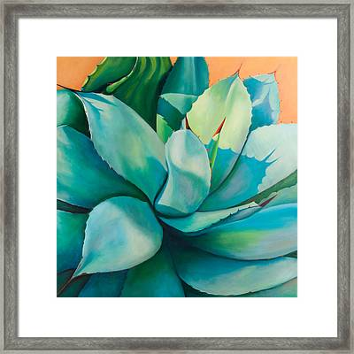 Shadow Dance 5 Framed Print by Athena  Mantle