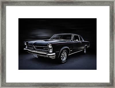 Shadow Rider Framed Print by Douglas Pittman