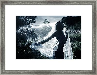 Shapes Framed Print by Cambion Art