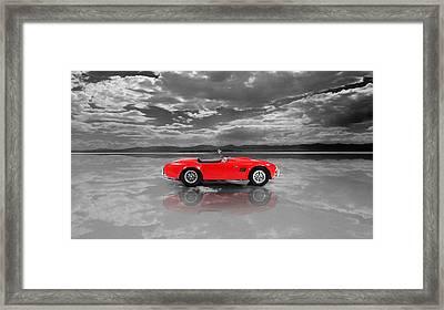 Shelby Cobra 1965 Framed Print by Mark Rogan