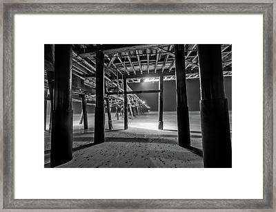 Shelter Framed Print by Aron Kearney