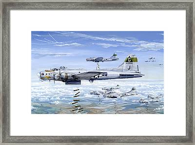 She's A Honey 1 Framed Print by Charles Taylor